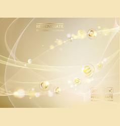 Scince of a dna molecule regenerate vector