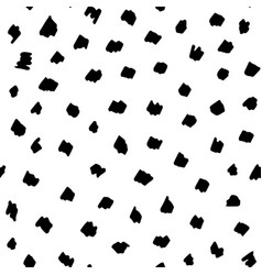 Abstract simple seamless texture with hand drawn vector