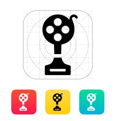Best film icon on white background vector image