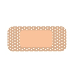 medical bands isolated icon design vector image