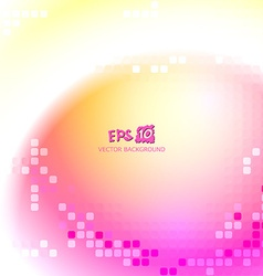 abstract light pink background eps10 vector image