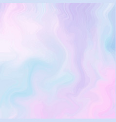 magic fairy and unicorn background with light vector image