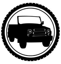 Passenger car-1 vector