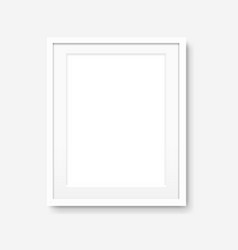 Picture frame isolated vector