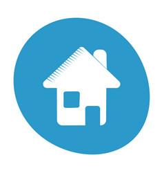 home page web symbol image vector image