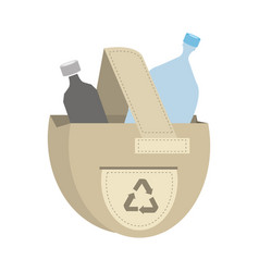 recycle reduce and reuse vector image