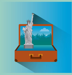 Travel and tourism design vector