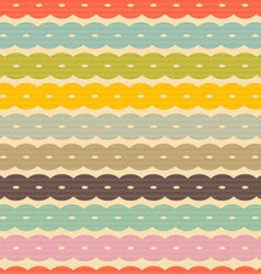 Seamless Retro Background vector image