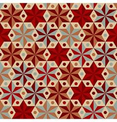 Anise stars seamless pattern vector