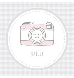Camera card3 vector