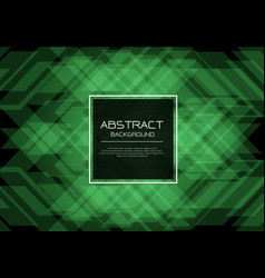 luxury green emerald pattern on black vector image