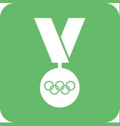 Olympics medal vector