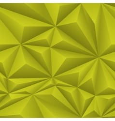 Yellow Abstract Polygon Background Tile vector