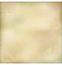 Aged plaster wall abstract background vector image vector image