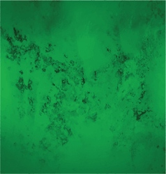 Green abstract grunge background vector
