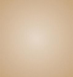 brown cardboard vector image