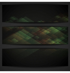Abstract Geometric Shapes vector image