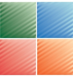 Background from the colored bars vector image