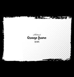 Grunge frame hand drawn textured design elements vector