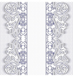 Lace backdrop vector