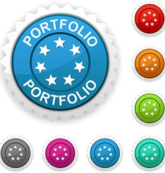 Portfolio award vector