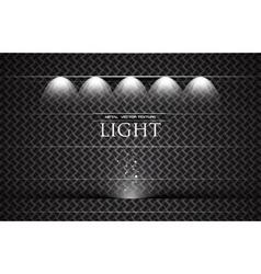light showroom vector image
