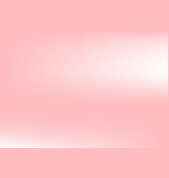 Pastel pink gradient blur abstract background vector