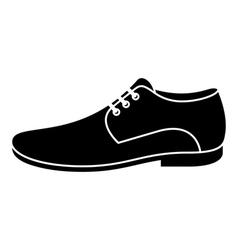 Men shoe vector