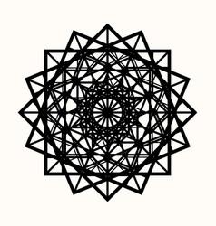 Sacred geometry 0087 vector