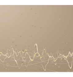 abstract lines background vector image