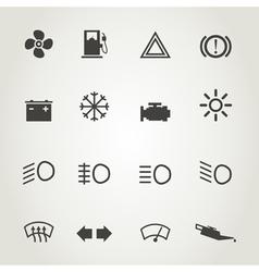 Devices an icon vector