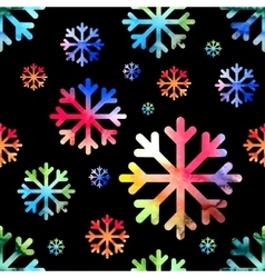 snowflake icon Eps10 vector image