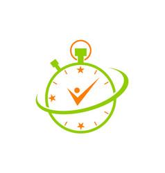 Success time management vector