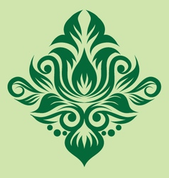 decorative-ornament vector image