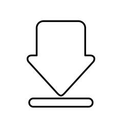 download web lineal design vector image