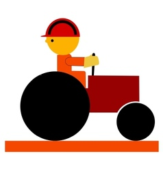 asphalter vector image