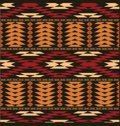 Ethnic geometric background vector