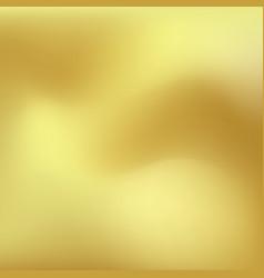 gold gradient texture vector image