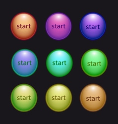 Start button 001 vector