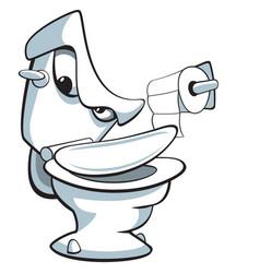 Toilet 2 vector