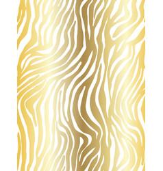 animal print zebra ornament vector image