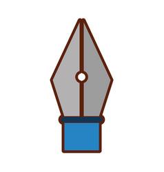 Pen tip vector
