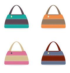 Women Bags vector image vector image