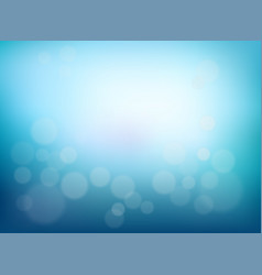abstract blurred background blue gradient vector image