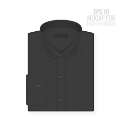 Classic shirt vector image