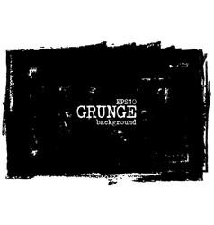 Grunge chalkboard background vector