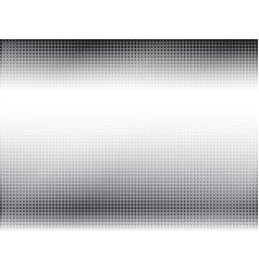 Metallic halftone background vector