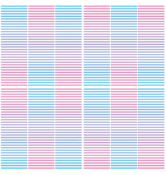 seamless geometric pattern with horizontal stripes vector image