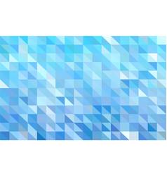mosaic light blue background vector image