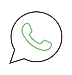 Whatsapp vector
